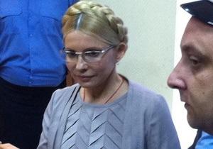 Защита Тимошенко просит огласить в суде газовые контракты с Россией