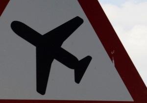 В Днепропетровске осуществил аварийную посадку самолет Симферополь - Калининград (обновлено)