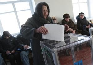 ЦИК обнародовал данные о явке на выборах