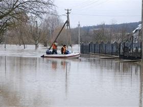 Западная Украина - паводок - наводнение - погода - ГЧС - новости Львовской области - потоп - Пострадавшая от паводка Западная Украина сетует на власть и погоду