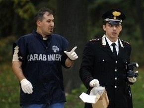 Итальянская полиция задержала одного из ста самых опасных преступников Италии