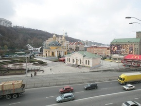 Колесо обозрения в Киеве намерены установить возле Аскольдовой могилы