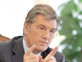 Ющенко назвал Литвину условие для избежания роспуска Рады