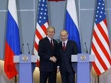 Буш хочет присоединение России к ВТО и ОЭСР