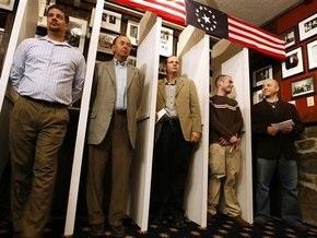 В большинстве американских штатов началось голосование (обновлено)