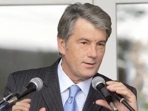 Ющенко: Украина перечислила 800 млн долларов в счет долга за газ