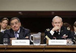 Глава Пентагона признал, что поддерживал предложение о поставках оружия сирийской оппозиции