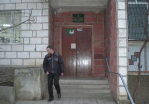 В Измаиле неизвестный ограбил отделение Ощадбанка