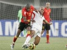 КАН: Тунис и Ангола не выявили победителя