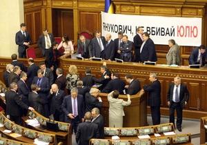 Бютовцы требуют перевести Тимошенко в нейрохирургический стационар