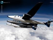 Фотогалерея: Virgin Galactic – корабль для космических туристов