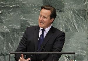 Кэмерон обвинил Россию и Китай в страданиях детей Сирии