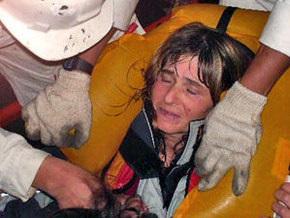 Итальянский танкер спас британскую яхту, 40 дней дрейфовавшую в Атлантике