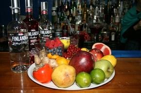 Состоялся украинский отборочный тур 12-го кубка барменов Finlandia Vodka Cup