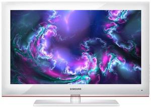 Зимний сюрприз! На белом-белом покрывале января! Обзор телевизора Samsung LE40B531P7W