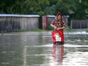 Убытки от паводков с начала года составили 6 млрд гривен
