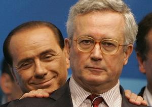Берлускони назвал имя своего нового преемника