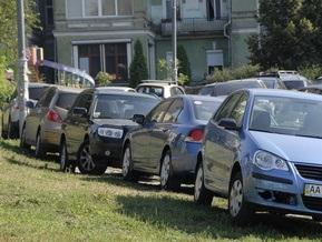 Корреспондент: Продажи автомобилей в Украине упали на три четверти
