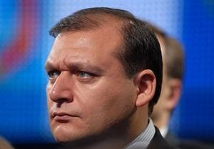 Добкин: Украина и Россия планируют построить автобан Москва - Харьков - Симферополь