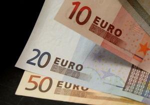 Евро на межбанке упал ниже 11 грн