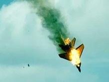 Два истребителя США разбились в Персидском заливе