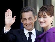 Саркози не расстроился из-за фотографий своей обнаженной жены