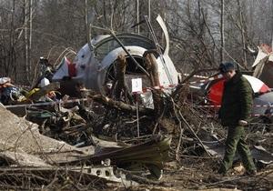 СМИ: Пилоты Ту-154 до последнего момента могли избежать крушения