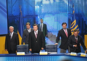 Известия: У Януковича будет своя вертикаль