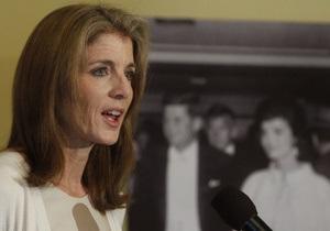 На пост посла США в Японии выдвинута кандидатура дочери Джона Кеннеди