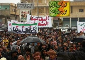 В Сирии военные открыли огонь по похоронной процессии
