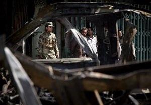Новости Афганистана - теракты в Афганистане: У консульства Индии в Афганистане произошел взрыв, есть погибшие