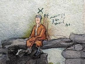 На аукционе в Великобритании будет продан один из ранних автопортретов Гитлера