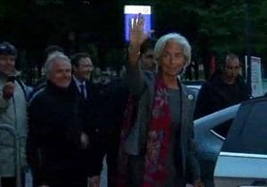 Главу МВФ Кристин Лагард судить не будут