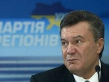 Янукович пообещал и дальше блокировать работу парламента