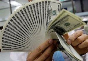 Курсы наличной валюты: Доллар отступил до 8,16 грн