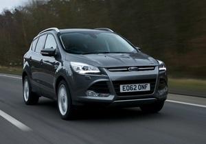 Обновленный кроссовер Ford проследит за усталостью водителя и  мертвыми  зонами - Ford Kuga