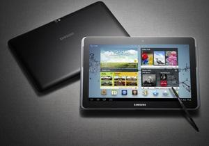 Слухи: Samsung выпустит 7-дюймовый планшет Note