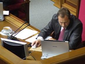 Рада отклонила два  ошибочных  президентских законопроекта