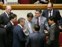 Дискуссия о Великих Украинцах охватила Верховную Раду