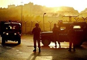 Полиция Израиля приведена в состояние повышенной боеготовности
