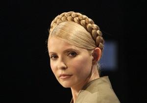 Тимошенко завтра улетает в Польшу обсуждать демократию