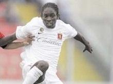 Динамо купило нигерийского нападающего