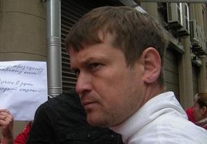 Развозжаеву предъявили обвинение в незаконном пересечении границы с Украиной. Оппозиционер отказался подтвердить пытки на полиграфе