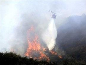 Мощный пожар в пригороде Лос-Анджелеса: горит крупнейший в штате музей Getty Center