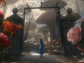 Появился первый трейлер фильма Алиса в стране чудес с Джонни Деппом