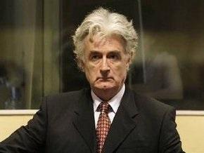 Начало суда над Караджичем перенесено на неопределенный срок