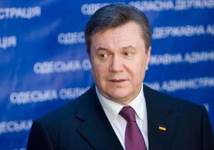 Янукович: Тимошенко избрала политический путь защиты в суде