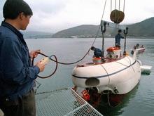 Китайцы создали новый глубоководный батискаф