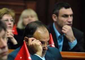 Депутаты Киевсовета на заседании рассмотрят 213 вопросов