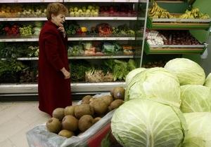 Эксперты: Стоимость плодоовощной корзины в Украине близка к рекордно низкому значению